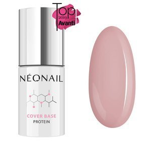 Hybrid Neonail Cover Base Protein Natural Nude 7.2 ml