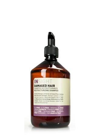 Szampon INSIGHT Restructurizing Damaged Hair  400ml