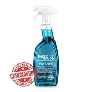 Barbicide Spray do dezynfekcji powierzchni 1000ml