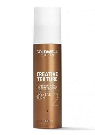 Goldwell Curl Crystal Turn 100ml  żel wosk