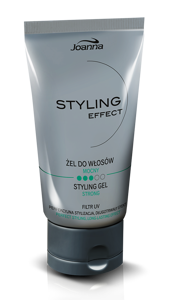 Joanna Styling Effect Żel do włosów 150 g Mocny