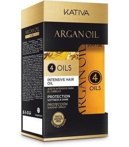 Kativa Argan Oil Olejek arganowy do włosów 60 ml