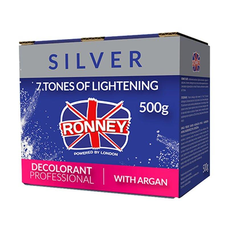 Ronney Silver rozjaśniacz do włosów z Arganem 500 g