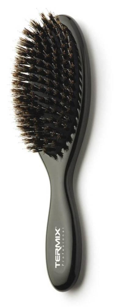 Szczotka do włosów Termix Extensiones Black duża