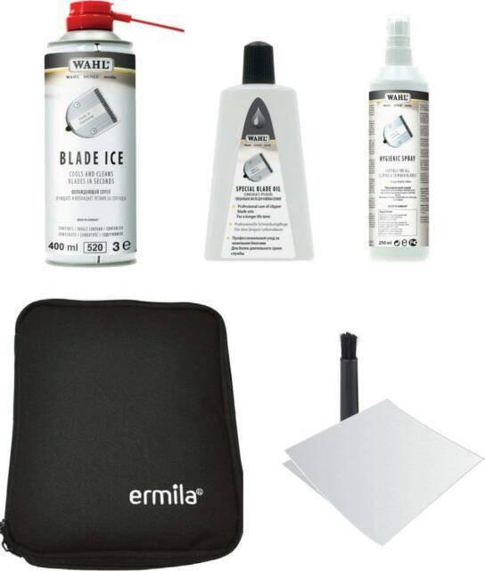 Zestaw do konserwacji masyznek Ermila Blade Care Set